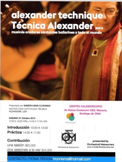 31/10/2015 - Santiago de Chile